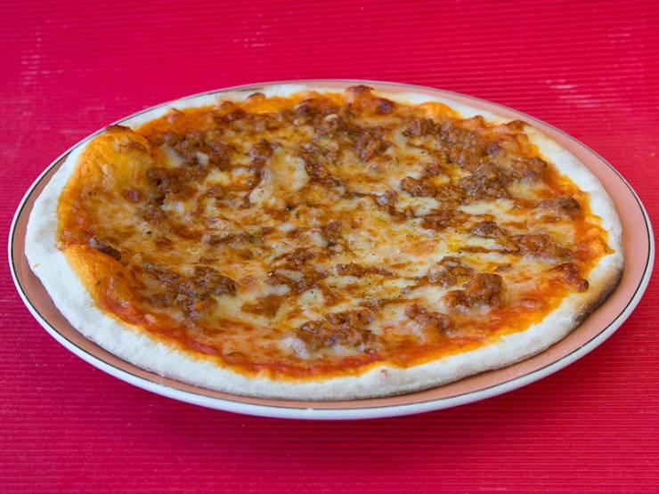 Pizza Bolognêse