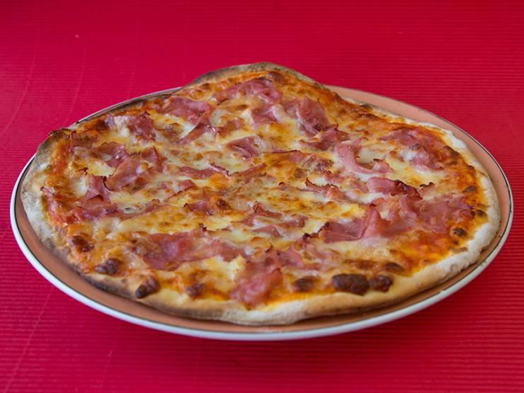 Pizza Al Prosciuto