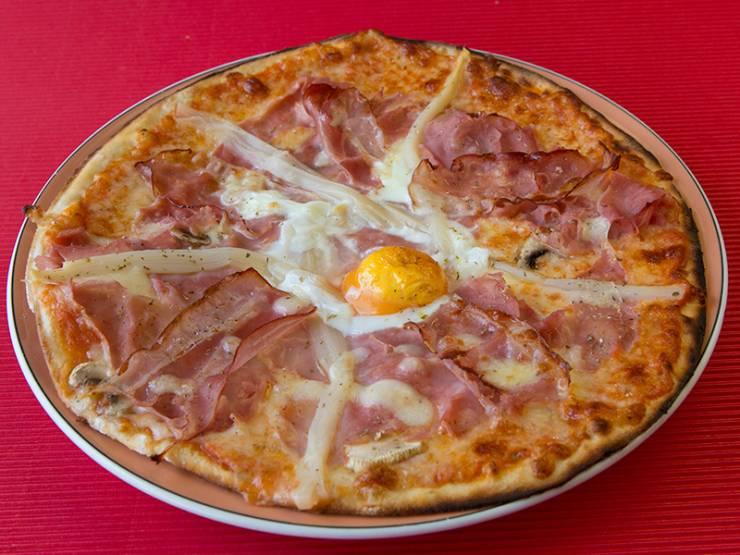 Pizza Sole Mio